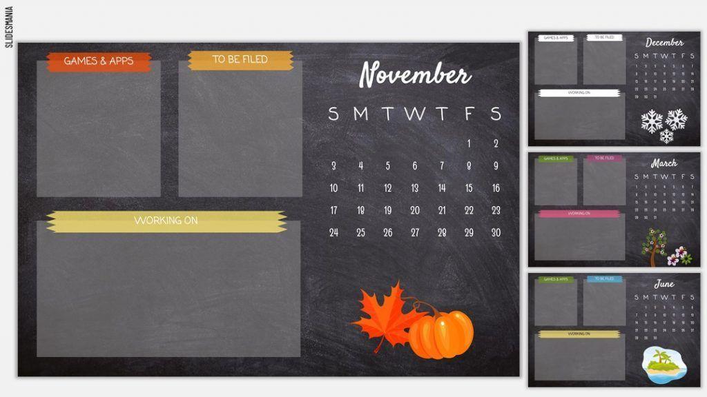 Customizable Desktop Organizer Wallpapers or Warm-up ...
