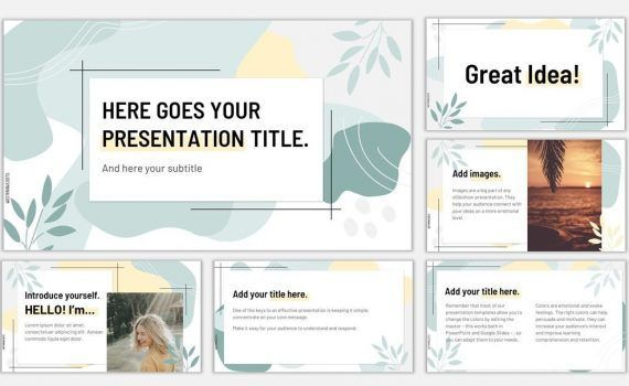 Simple Themes And Templates Templates For Powerpoint And Google Slides Slidesmania